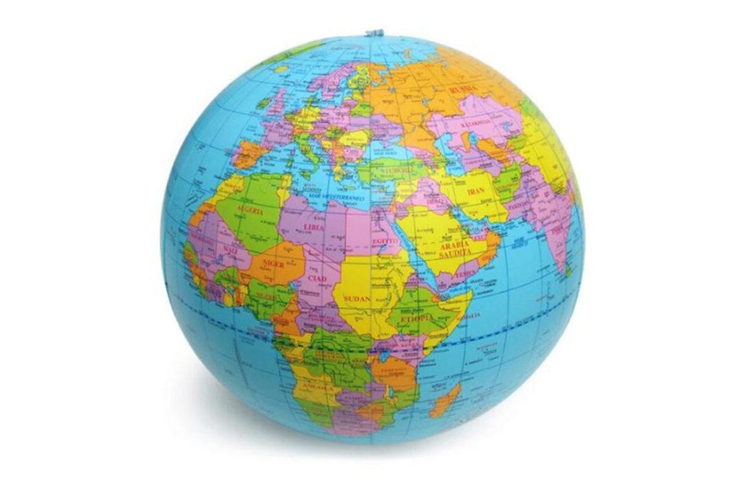 Qual'è il continente più grande e popolato del mondo?Turisti Nati - Il  Travel Blog di Marco & Nina