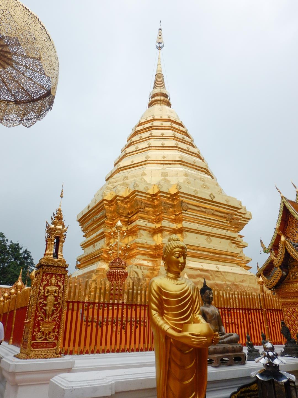 Stupa d'oro