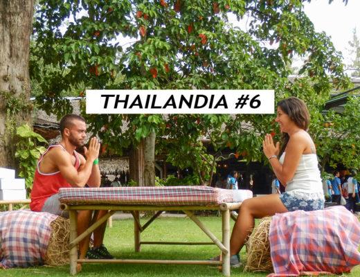 Thailandia vlog 6