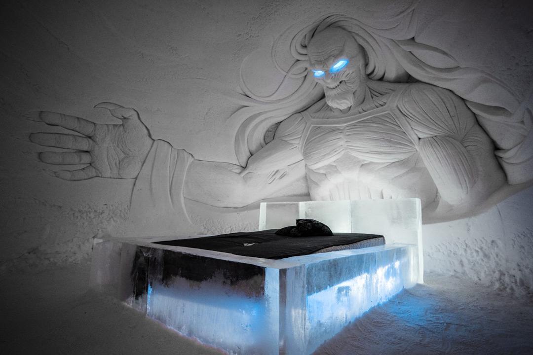 Interni ice bar