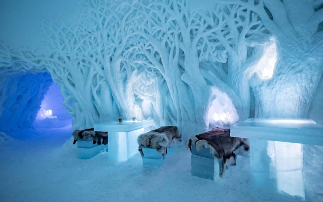 Ice bar Trono di Spade