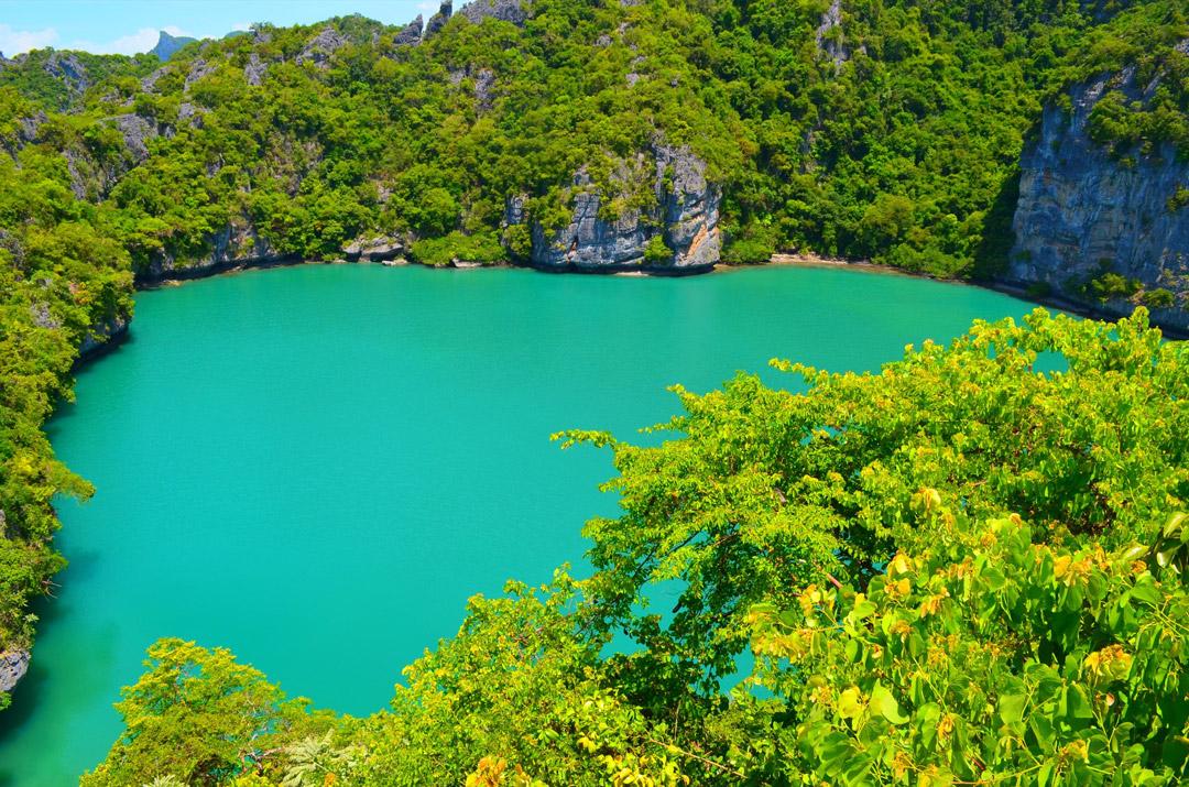 Laguna di Ang Thong