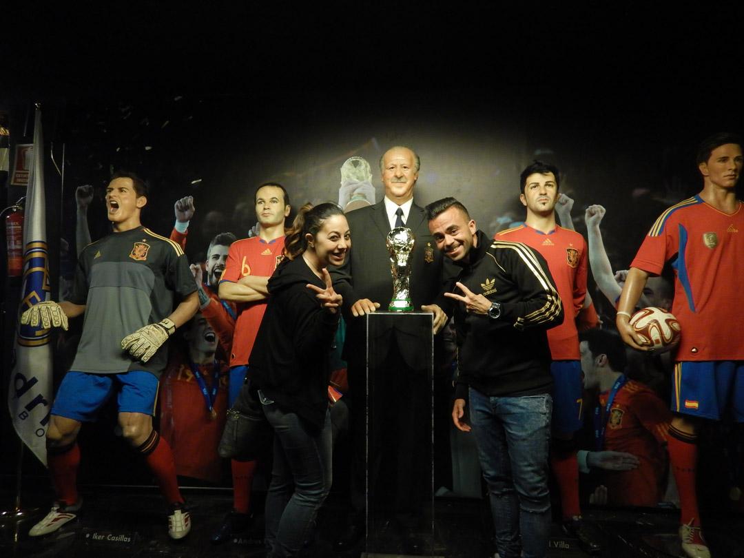 Museo delle cere Madrid
