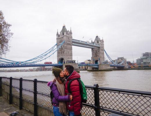 Turisti Nati a Londra