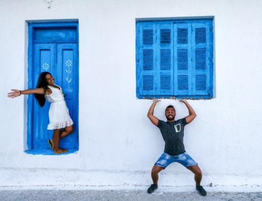 Turisti Nati in Grecia