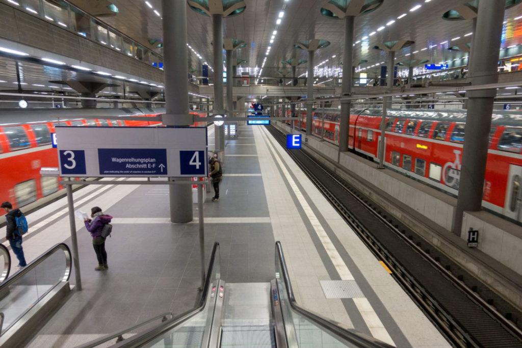 Stazione di Hauptbahnhof